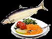 Деликатесная икра и рыба