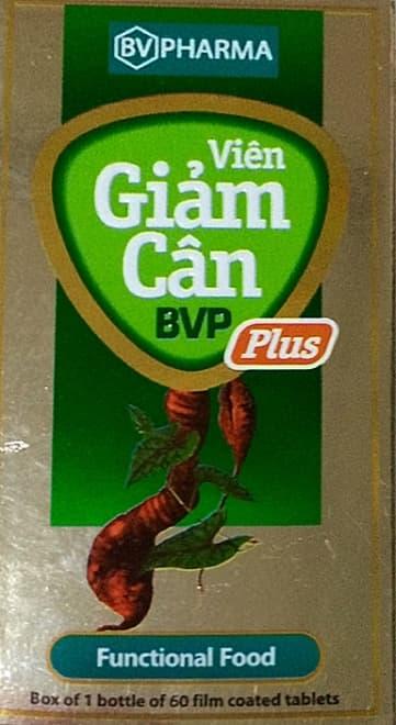 Таблетки для похудения в вьетнаме