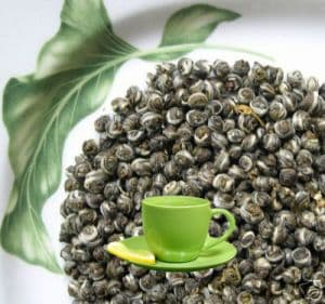 Yunnan Premium Jasmine Dragon Pearls Tea A - 200 гр. Китай