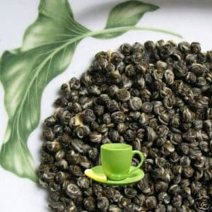 Premium Jasmine Dragon Pearls B or Jasmine Gunpowder Tea - 200 g. Китай.