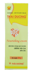 КРЕМ ВИТАМИННЫЙ C КУРКУМОЙ (THAI DUONG NOURISHING CREAM) - 20 ГР. ВЬЕТНАМ.