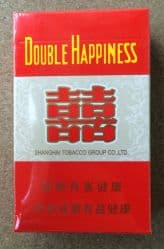 СИГАРЕТЫ DOUBLE HAPPINES. КИТАЙ.