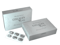 КАПСУЛЫ КОЛЛАГЕНА - (TAY THI COLLAGEN) - 120 капсул. Пр-во Вьетнам.