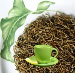 Excellent Yunnan Golden Bud Black (A) Tea 200 гр. Китай.